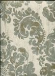 Chelwood Wallpaper Fernhurst EO00200 EO 00200 By Elizabeth Ockford Smith & Fellows